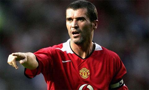CĐV chọn Roy Keane là Đội trưởng vĩ đại nhất Ngoại hạng Anh  hình ảnh