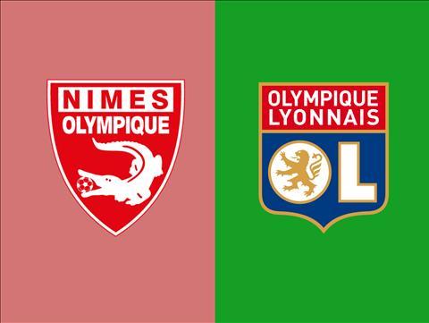 Nimes vs Lyon 2h05 ngày 255 (Ligue 1 201819) hình ảnh