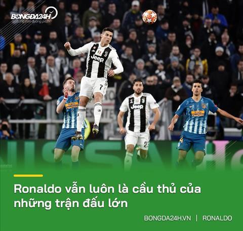 Ronaldo ghi ban truoc Atletico