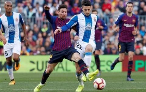 Arsenal muốn mua trung vệ Mario Hermoso của Espanyol hình ảnh