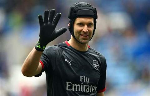 HLV Unai Emery nói về Petr Cech trước trận CK Europa League hình ảnh