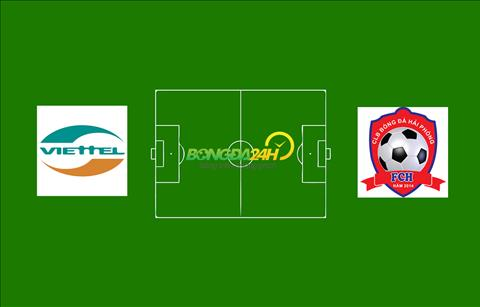 Viettel vs Hải Phòng link xem trực tiếp V-League tối nay ở đâu  hình ảnh
