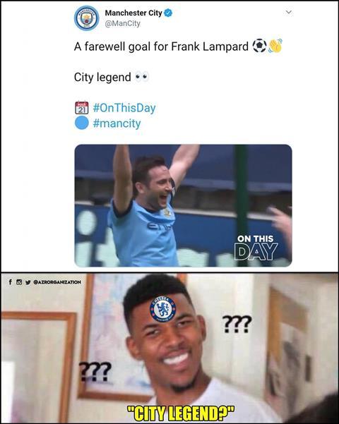 Lampard la huyen thoai Man City