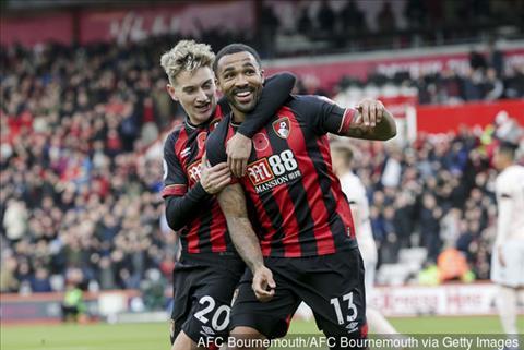 Chuyển nhượng Tottenham muốn mua 2 cầu thủ của Bournemouth hình ảnh