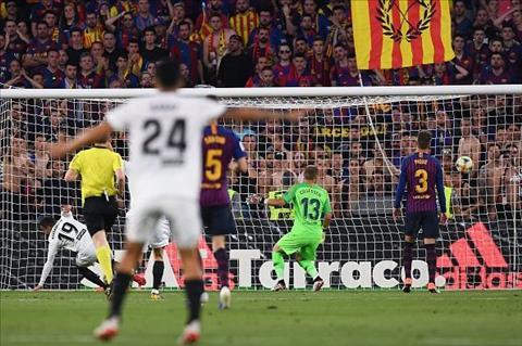 Những điểm nhấn trong thất bại không thể bào chữa của Barca ở CK cúp Nhà vua hình ảnh 2