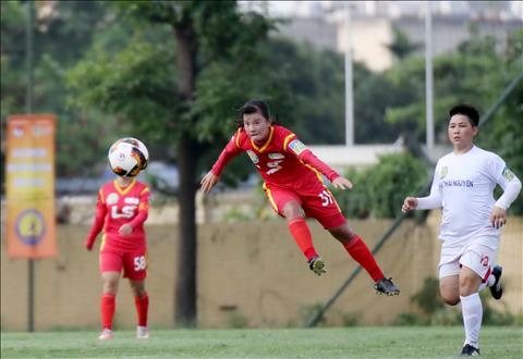 TP Ho Chi Minh 2 la doi ghi ban thang dan truoc.