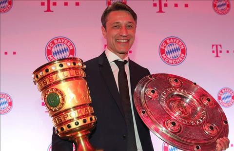 Niko Kovac tu hao voi cac hoc tro tai Bayern Munich