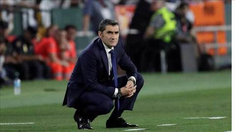 HLV Valverde lên tiếng bào chữa sau thất bại sốc trước Valencia hình ảnh