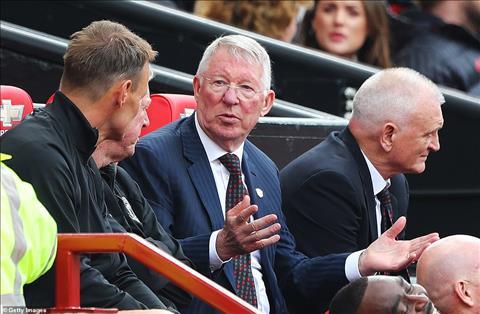 Sir Alex Ferguson vs Bayern 5-0