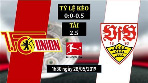 Union Berlin vs Stuttgart 1h30 ngày 285 (Play-off Bundesliga) hình ảnh