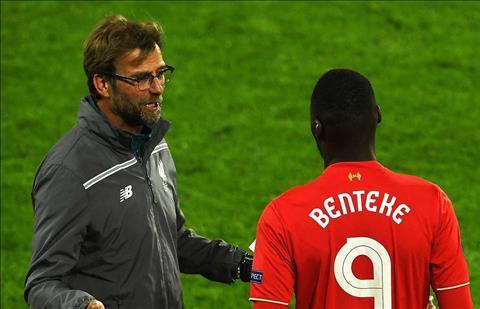 Christian Benteke ca ngợi Jurgen Klopp, thầy cũ tại Liverpool hình ảnh