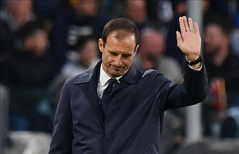 Massimiliano Allegri lên tiếng về tương lai sau khi rời Juventus hình ảnh