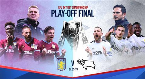 Aston Villa vs Derby County 21h00 ngày 275 (Playoff thăng hạng Premier League) hình ảnh