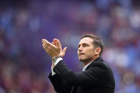 Derby County sẽ không ngăn cản Frank Lampard trở lại Chelsea hình ảnh