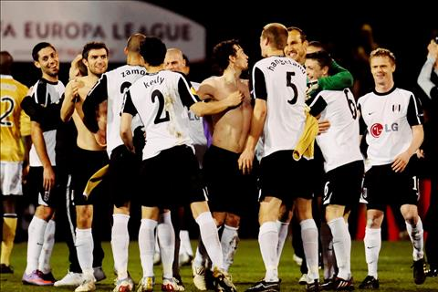 Fulham - Juventus: Bản hùng ca vĩ đại trên sân Craven Cottage