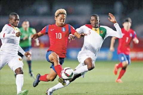 U20 Nam Phi vs U20 Hàn Quốc 1h30 ngày 295 (FIFA U20 World Cup 2019) hình ảnh