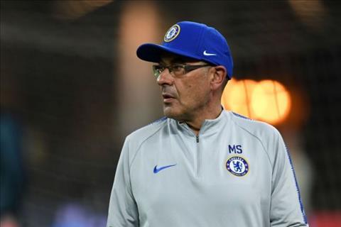 Lãnh đạo Chelsea muốn giữ HLV Maurizio Sarri ở lại hình ảnh