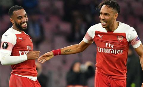 Chuyển nhượng Arsenal giữ chân Aubameyang và Lacazette hình ảnh