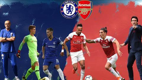 Tổng hợp video Chelsea vs Arsenal ở những cuộc đối đầu gần đây hình ảnh