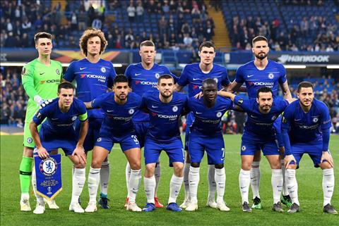 Video Chelsea vs Praha ảnh gif bàn thắng tứ kết Europa League hình ảnh
