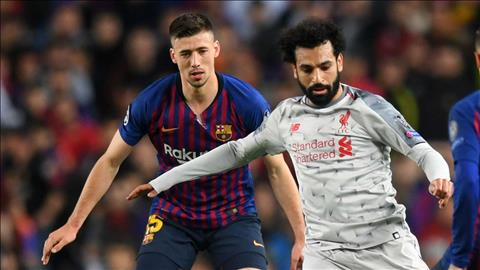Clement Lenglet gãy răng sau thắng lợi trước Liverpool hình ảnh