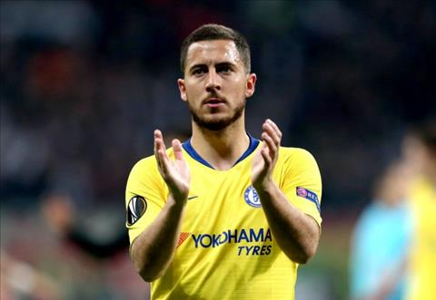 Sarri giải thích lý do dự bị Hazard trận Frankfurt 1-1 Chelsea hình ảnh