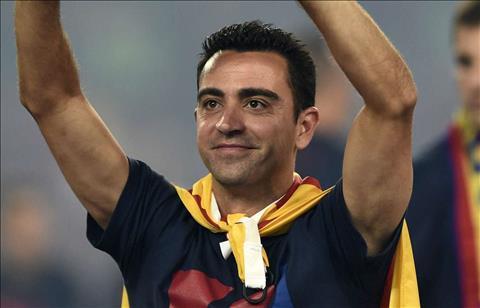 Xavi muốn làm HLV Barca nhưng thừa nhận sự thật chưa đủ tầm hình ảnh