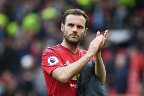 MU ra đề nghị cuối cùng cho Juan Mata hình ảnh