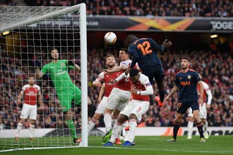 Trực tiếp Arsenal vs Valencia tường thuật bán kết Europa League hình ảnh