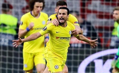 Pedro phát biểu trước trận chung kết Europa League mùa 201819 hình ảnh