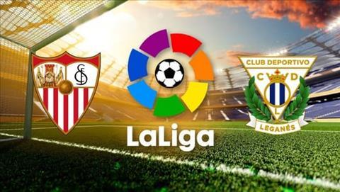 Sevilla vs Leganes 18h00 ngày 112 La Liga 201920 hình ảnh