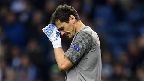 Sốc Huyền thoại Casillas khó có thể chơi bóng trở lại hình ảnh