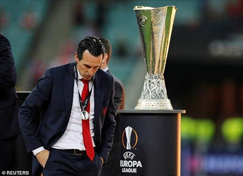 Cai duyen Europa League cua Emery khong the giup Arsenal
