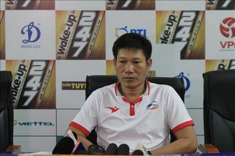 Rơi chiến thắng trước Quảng Ninh, Viettel để lộ điểm yếu lớn nhất hình ảnh