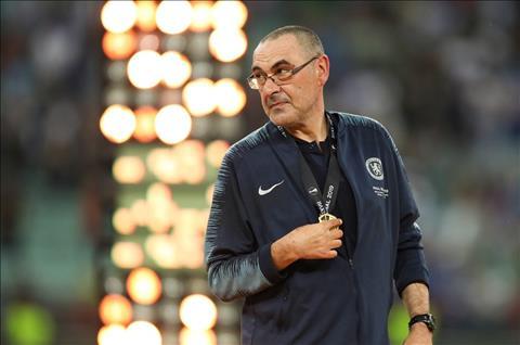 Huyền thoại Frank Lampard thay thế HLV Sarri dẫn dắt Chelsea hình ảnh