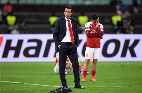 HLV Emery sẽ thanh lọc Arsenal sau thất bại toàn tập hình ảnh