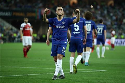 Kết quả Europa LeagueC2 3052019 Chelsea đả bại Arsenal hình ảnh