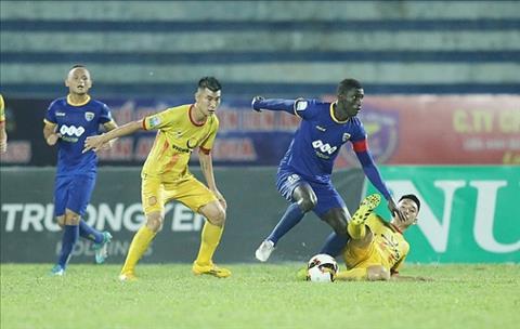 vòng 12 V-League 2019 hôm nay 30 5 hình ảnh