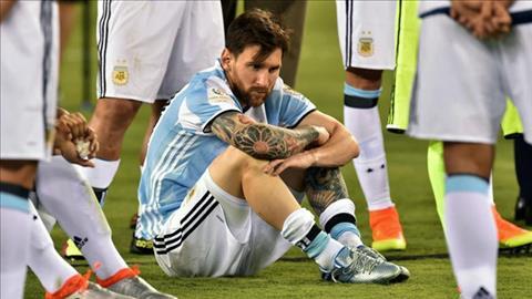 Lionel Messi vẫn khao khát danh hiệu ở cấp độ đội tuyển Argentina hình ảnh
