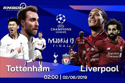 HLV Jose Mourinho nhận định Tottenham vs Liverpool chung kết C1 hình ảnh