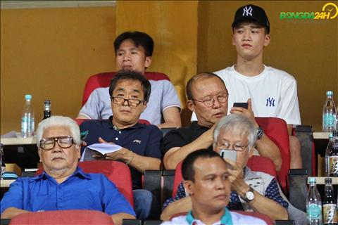 Ảnh Bộ đôi Park – Lee chiếm sóng trong trận hoà kinh điển tại Hàng Đẫy hình ảnh 2