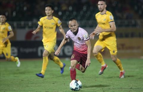 Sai Gon 2-2 SLNA (Vong 12 V-League 2019)