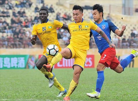 Nhận định bóng đá Sài Gòn vs SLNA 19h00 ngày 83 V-League hình ảnh