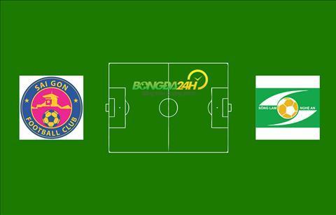Link xem Sài Gòn vs SLNA trực tiếp vòng 12 V-League 2019 ở đâu hình ảnh