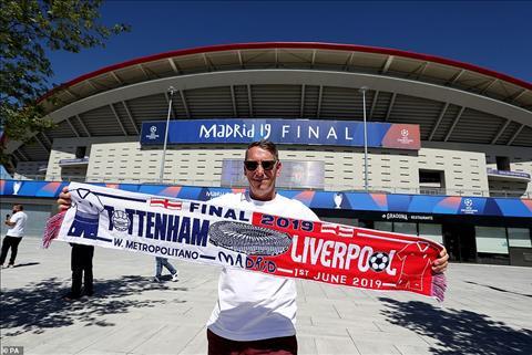 CDV Liverpool vs Tottenham do bo toi thu do Madrid