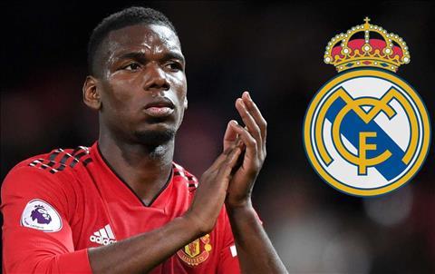 Paul Pogba cần nộp đơn xin rời MU nếu dứt khoát muốn tới Real hình ảnh