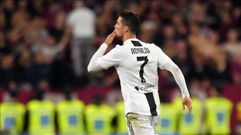 Massimiliano Allegri khen ngợi tinh thần của Cristiano Ronaldo hình ảnh