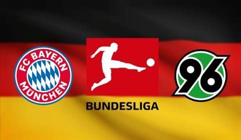 Bayern Munich vs Hannover 20h30 ngày 45 (Bundesliga 201819) hình ảnh