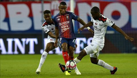 Guingamp vs Caen 1h00 ngày 55 (Ligue 1 201819) hình ảnh
