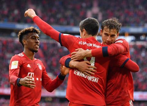 Bayern Munich 3-1 Hannover Chiến thắng then chốt trên đường chinh phục Đĩa bạc hình ảnh 2